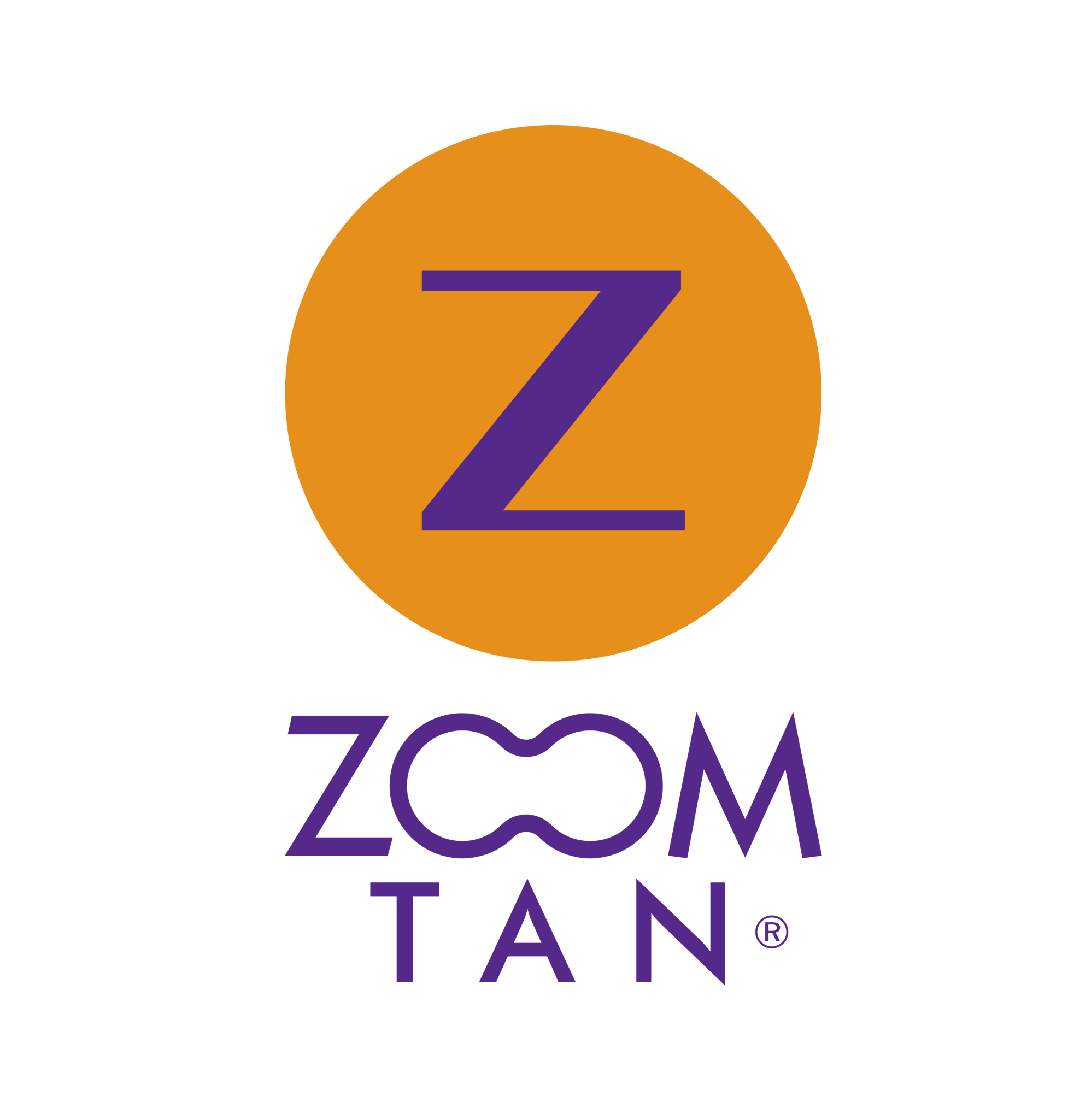 Zoom Tan Tanning Salon Logo